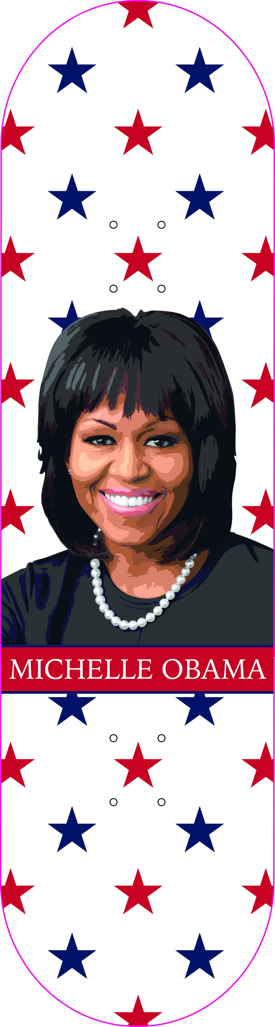 michelle obama try out 2