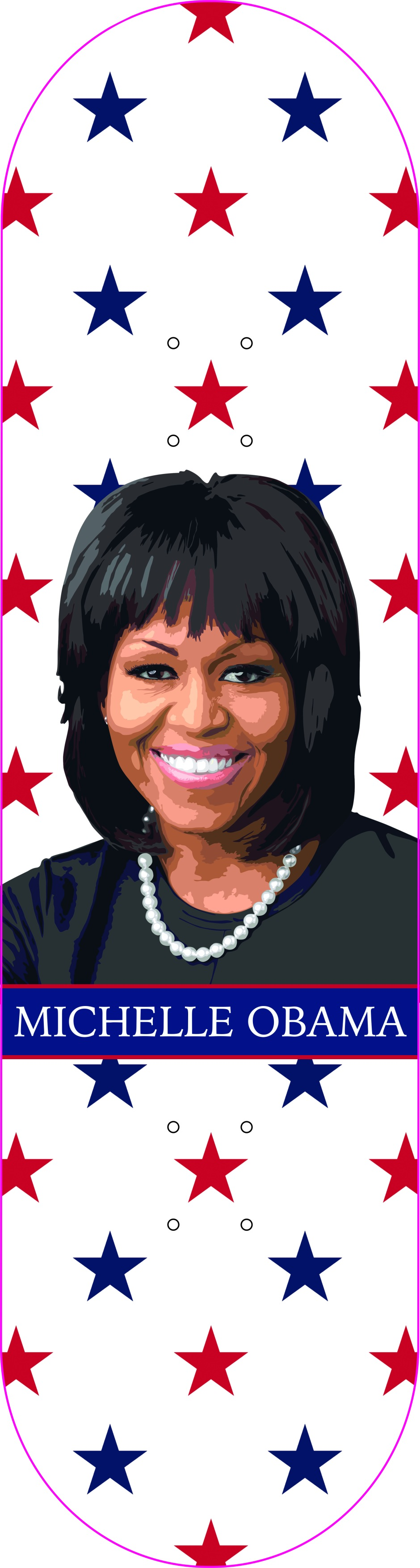 Michelle Obama tryout